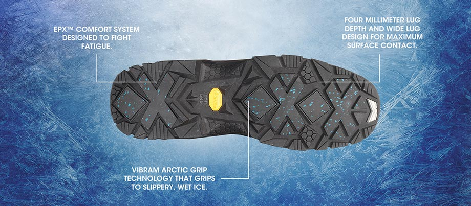 EPX™ Comfort System designed to fight 