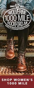 Shop Women's 1000 Miles Boots
