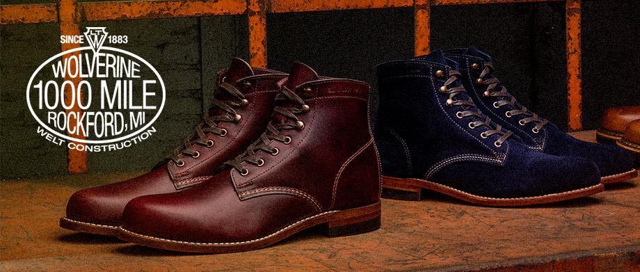 8d92b4e3e7f Wolverine Boots 1000 Mile Review - Image Of Boots Imagenea.co