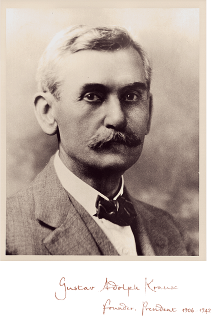 G.A. Krause, Founder and President