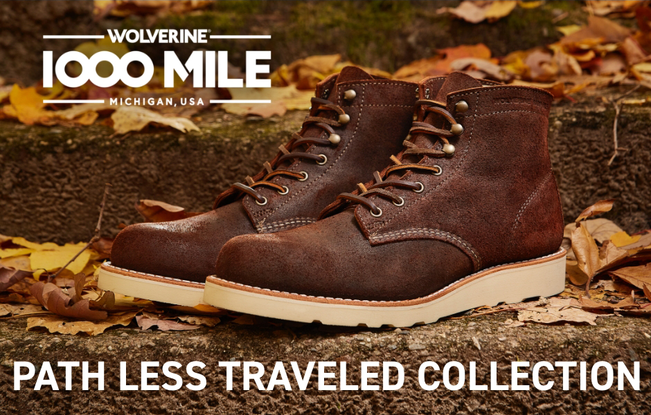 1000 Mile Path Less Traveled Collection