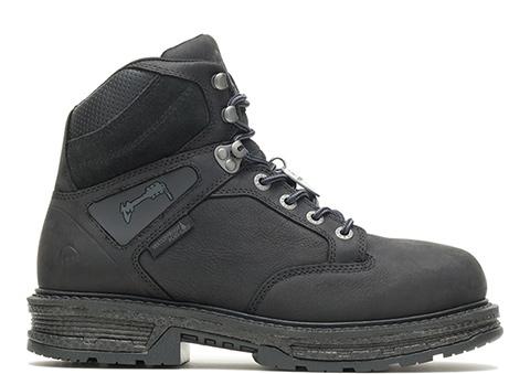 Black Hellcat boot.