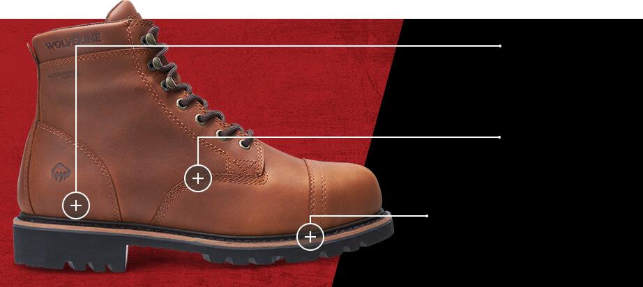 Journeyman boot.