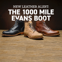 1000 Mile Boot