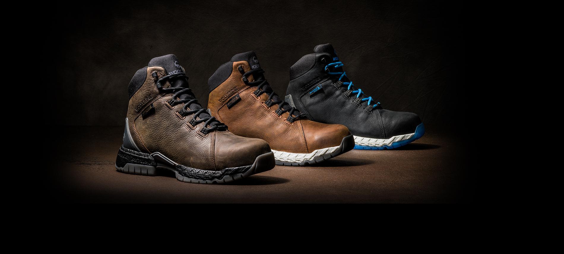 Rush Boots