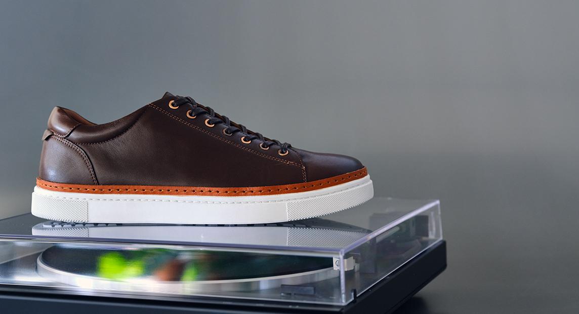 BLVD Sneakers.