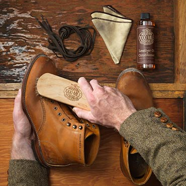 How To Care For Wolverine 1000 Mile Boots  c8cef2a6da9