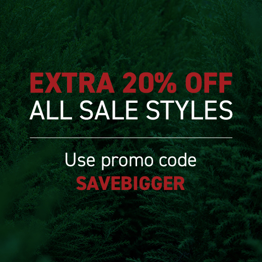 Extra 20% Off Sale - SAVEBIGGER