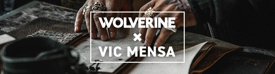Wolverine × Vic Mensa