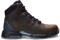 Wolverine I-90 Rush Boot in brown