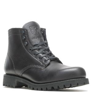 Night Black boot.