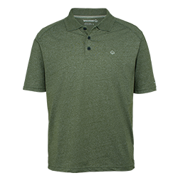 Edge Moisture-Wicking Polo