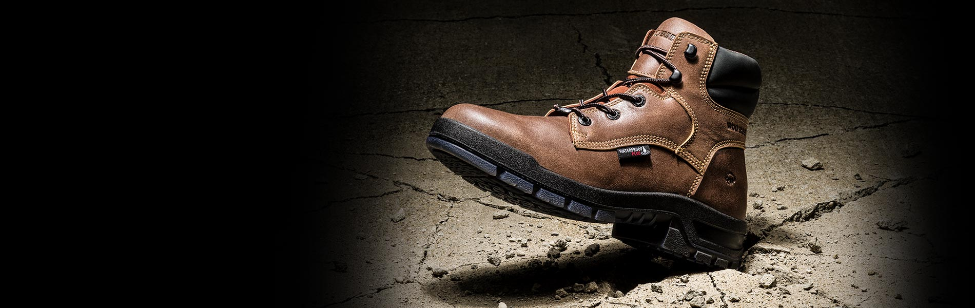 797ca97fa41 Men - Limited Edition Ramparts Boot - Soft Toe Work Boots | Wolverine
