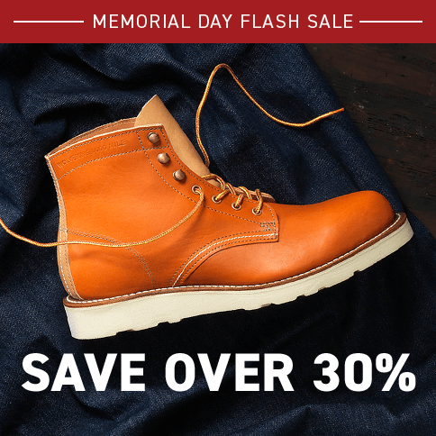 Memorial Day Flash Sale | Save Over 30%