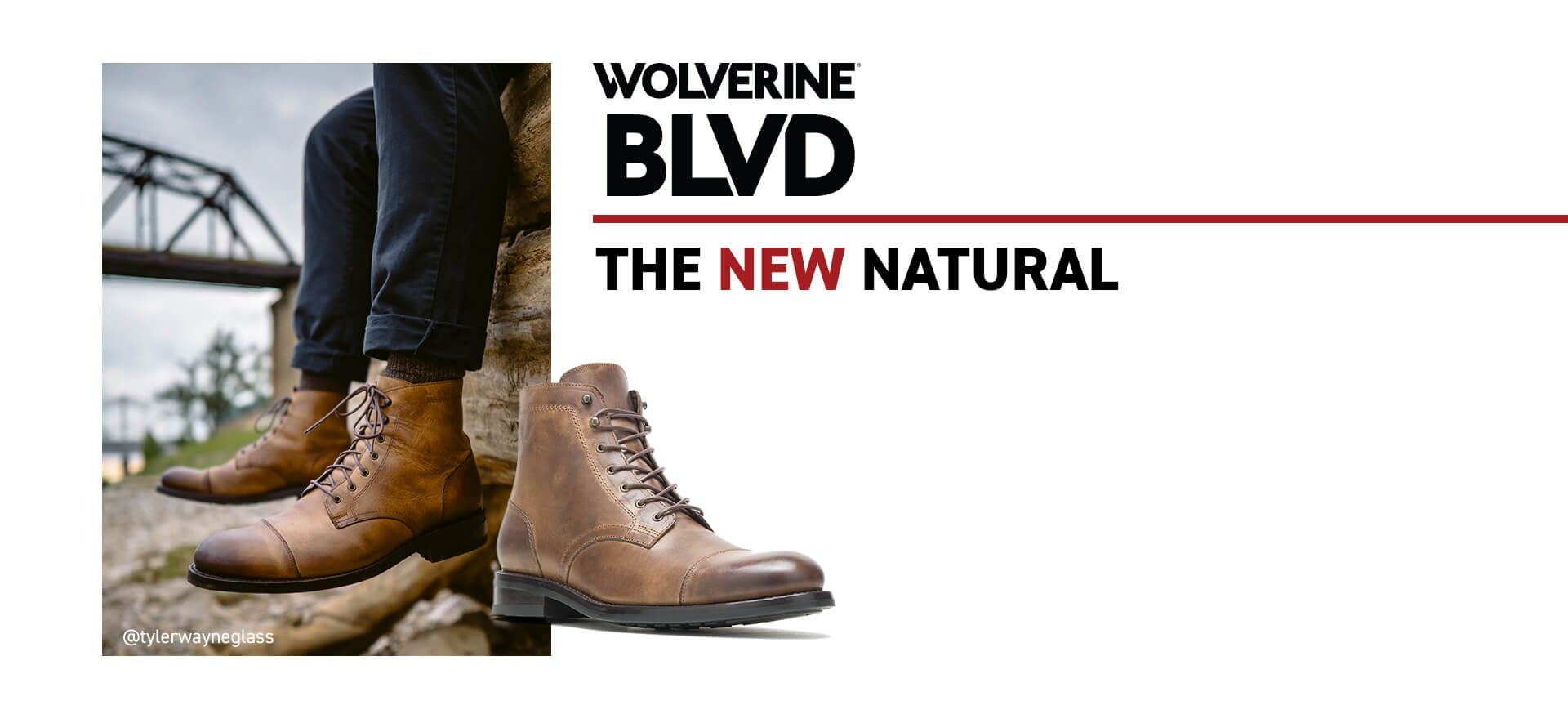 Wolverine BLVD: The New Natural.