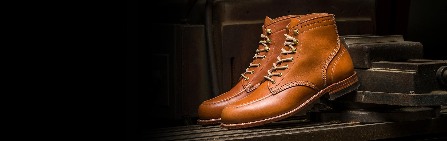 4480ce22496 Men's 1000 Mile 1940 Boot