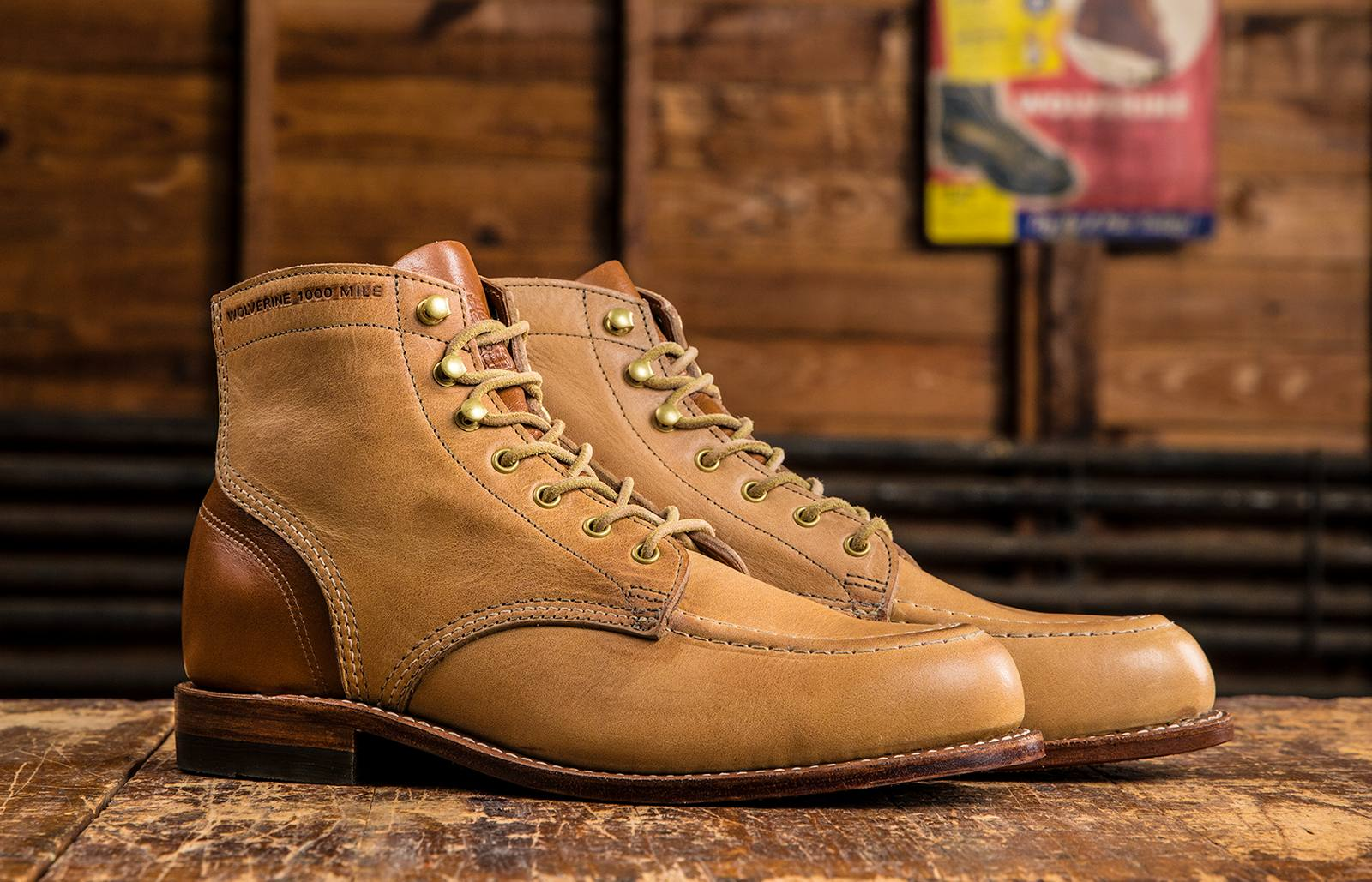 The Wolverine 1940 Boot