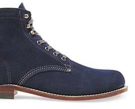 1000 MILE BOOT - NAVY SUEDE