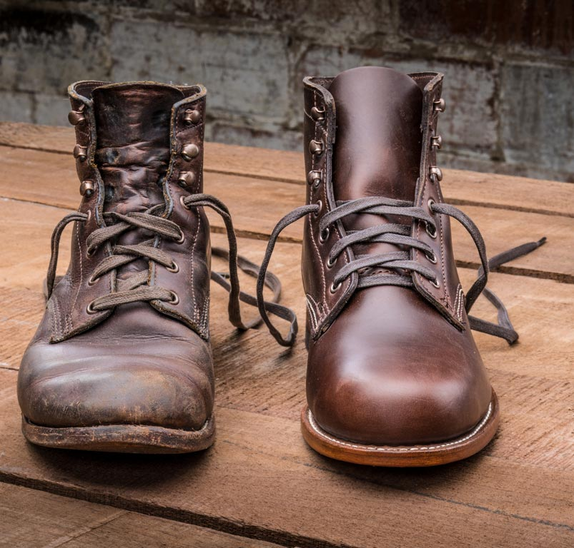 1000 Mile Boots