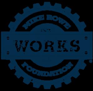 Mike Rowe Foundation logo.