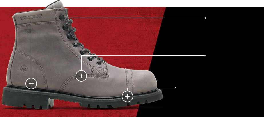 Journeyman boot.