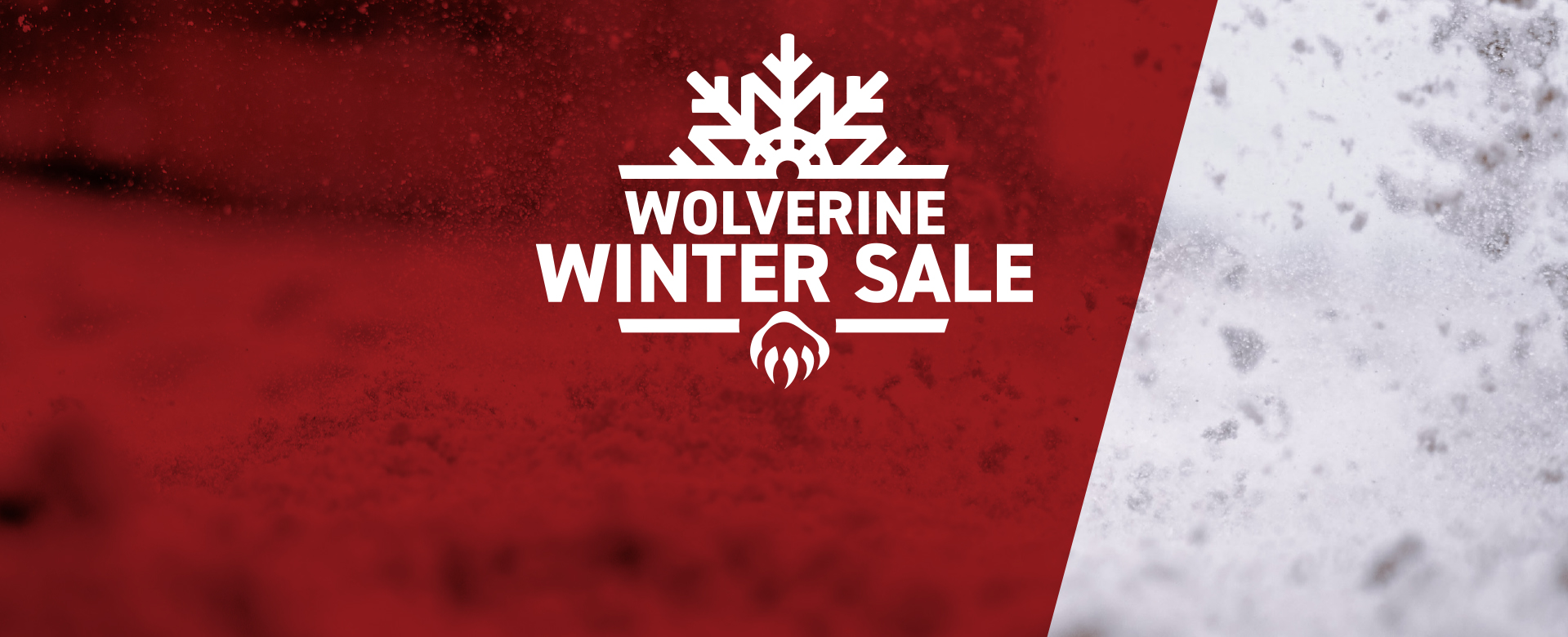 Wolverine winter sale.