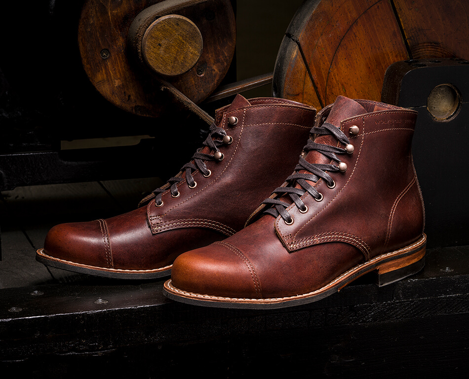 How To Care For Wolverine 1000 Mile Boots Wolverine