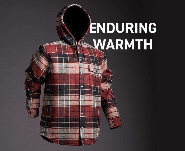 Enduring warmth.