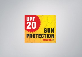UPF 20 Sun Protection