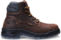 Wolverine Ramparts Boot in brown